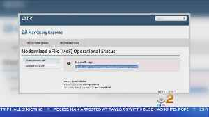 News video: IRS Extends Tax Filing Deadline After Online Outage