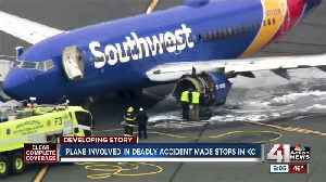 News video: Plane involved in deadly crash made stops into KCI