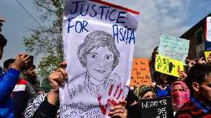 News video: Rape and murder of 8-year-old Muslim girl inflames religious tension in India