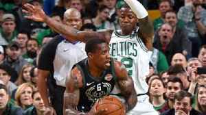 News video: Stephen Jackson's message to Bucks' Eric Bledsoe: You better wake up because you're about to be sent home