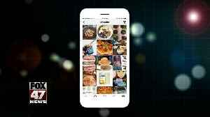 News video: Competition for Instagram worthy food