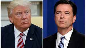 News video: Trump Contradicts Himself Over Comey Firing