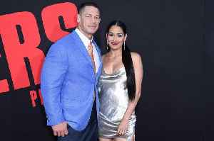 News video: John Cena made Nikki Bella sign a contract before moving in