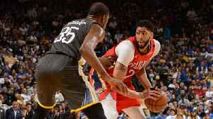 News video: If Pelicans and Warriors Advance, Could Anthony Davis & Co. Shock the Champs?
