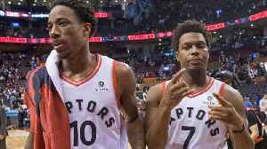 News video: NBA Playoffs: Celtics, Raptors Are Proving East Is Up for Grabs