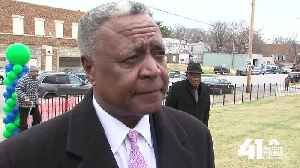 News video: Jackson County Executive Frank White comments on Sheriff Mike Sharp's possible resignation