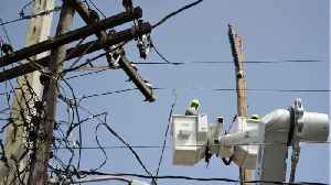 News video: All Of Puerto Rico Has Lost Electricity
