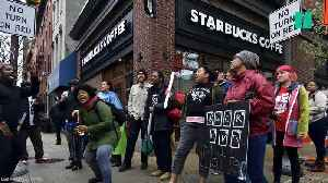 News video: Starbucks Is Trying To Educate Itself On Racial Sensitivity