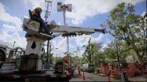 News video: Island-Wide Blackout Hits Puerto Rico Again