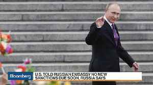 News video: Putin Said to Seek Better U.S. Ties