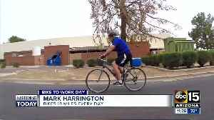 News video: It's National Bike to Work Day!