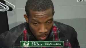 """News video: Eric Bledsoe Says """"IDK Who The F That Is"""