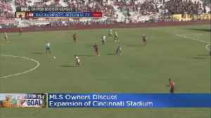 News video: MLS Expansion