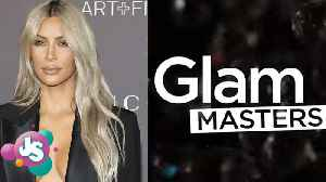 News video: Kim Kardashian's 'Glam Masters' Season Finale Details REVEALED with Diana Madison! | JS