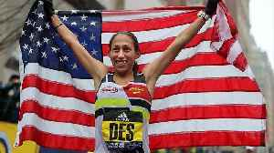 Boston Marathon Champ Des Linden: Why I Drank Champagne Out of Shoe to Celebrate [Video]