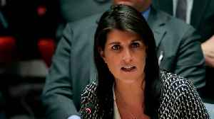 News video: Nikki Haley says she's 'not confused'