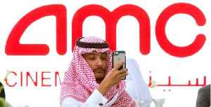 News video: Saudi Arabia Launches First New Cinema, Public Showings Start Friday
