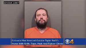 News video: Colorado Man Arrested With Knife, Rope Outside Taylor Swift's Mansion