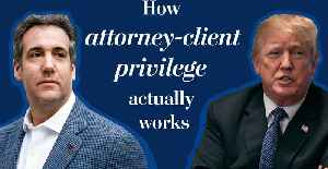 News video: How attorney-client privilege actually works