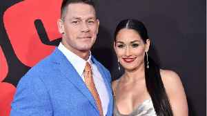 News video: John Cena Had Nikki Bella Sign In Depth Contract Before They Moved In Together