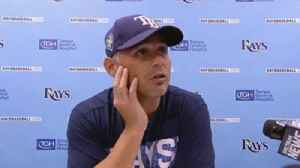 News video: Kevin Cash pleased with Rays' tenacity