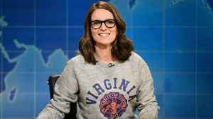 News video: Tina Fey To Host 'SNL' Season Finale