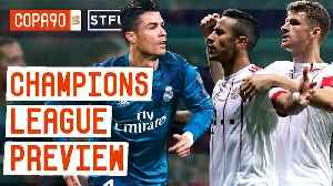 News video: Champions League Semifinal Preview: Can Real Madrid Three-Peat? | STFU