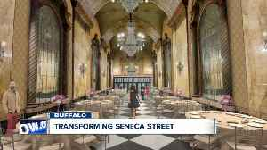 News video: Major development at Shea's Seneca on pace for fall opening