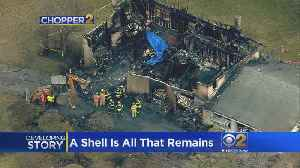 News video: Two Dead After Fire At Elderly Couple's Home In Highland Park