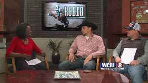 News video: Midday Guests 4/17/18 - French Camp Academy Rodeo