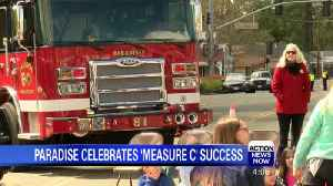 News video: Town of Paradise Celebrates Success of Measure C