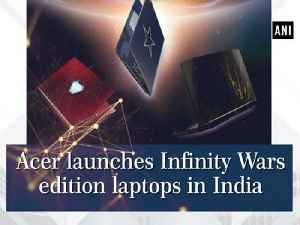 News video: Acer launches Infinity Wars edition laptops in India