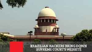 News video: Brazilian Hackers Bring Down Supreme Court's Website