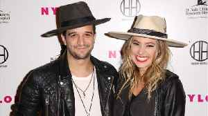 News video: Mark Ballas & Wife Posts Nude Snaps To Mark The End Of Their Honeymoon