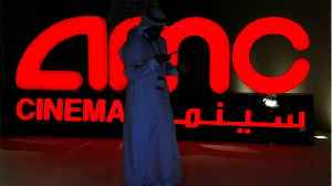 News video: 'Black Panther' First Movie At Historic Showing In Saudi Arabia