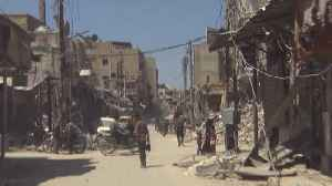 News video: Chemical weapons inspectors' mission in Syria still on hold