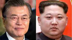 News video: South Korea's Moon Says North Seeking 'Complete Denuclearization'