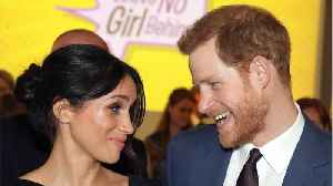News video: Meghan Markle And Prince Harry Declare Support For LGBT Rights