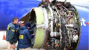 News video: FAA Orders Investigation of Failed Engine from Southwest Flight