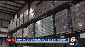 News video: Second Harvest Food Bank in dire need of new location to serve needy Hoosiers