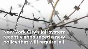 News video: New York Changes Jail Rules To Accommodate Transgender Inmates. What Could Go Wrong?
