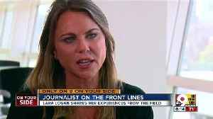 News video: Lara Logan: Journalist on the front lines