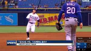 News video: Jake Faria gets 1st win since July, Tampa Bay Rays beat Texas Rangers 4-2