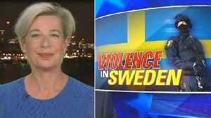 Katie Hopkins: You Can't Put a Blonde Wig on a Muslim and Turn Him into a Swede [Video]