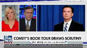 News video: Turley: 'Inexcusable' Comey Rushed the Book Out, Will Do 'Untold Harm' to the FBI