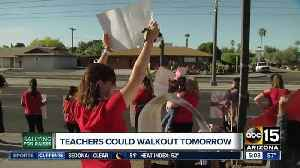 News video: Arizona teacher walkout? Red for Ed gets Capitol permits for Friday