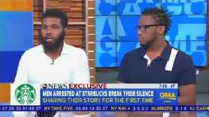 "News video: Rashon Nelson wants people to see Starbucks incident as ""stepping stone"" that leads to ""true change"""