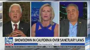 News video: Enrique Morones booted after rude clash with Laura Ingraham over losing advertisers
