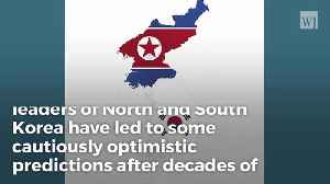 News video: North Korea Ready for 'Complete Denuclearization'