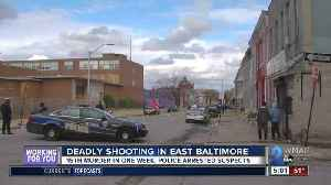 News video: Man dead, another in critical condition following afternoon shooting